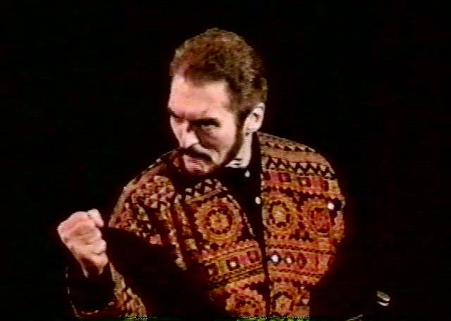NY Shakespeare Alexander Barnett as Macbeth