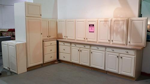 Cabinet Set $700
