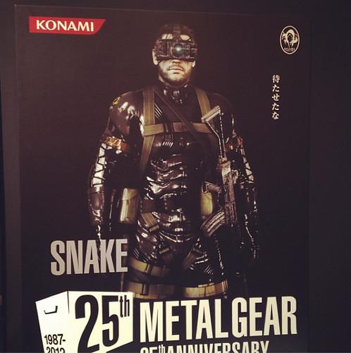 Metal Gear Solid Ground Zeroes Banner