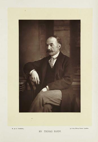 Thomas Hardy, 1894.