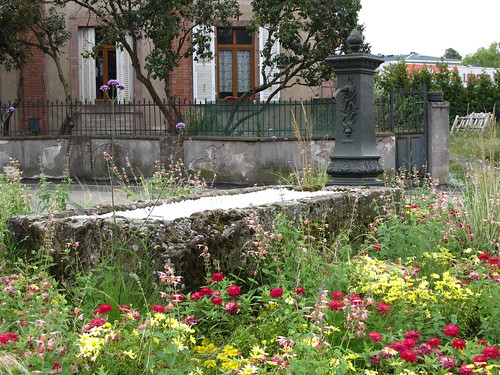 fontaine et monument raon l'etape 002