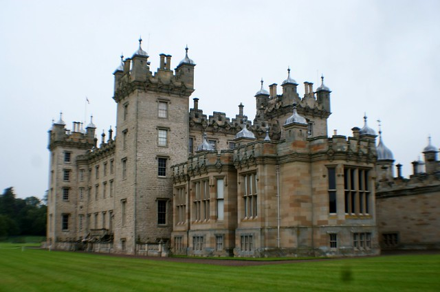 Floors Castle, Scottish Borders