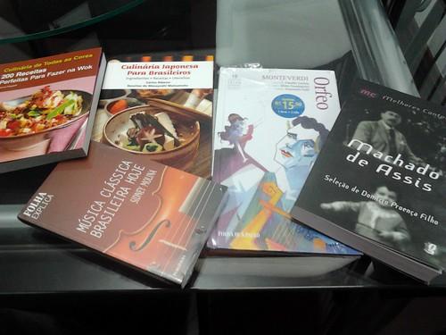 Bienal do Livro!
