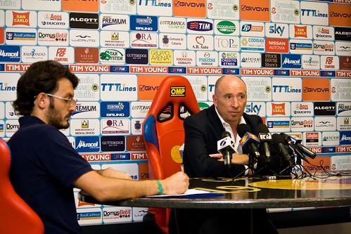 Calcio, Catania-Genoa: conferenza stampa Maran$