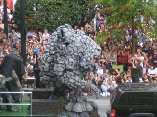 Netherworld Rock Monster