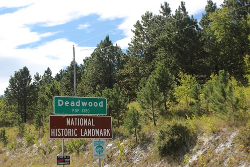 Day 30: Deadwood, South Dakota.