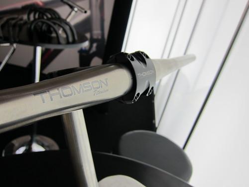 Thomson titanium handlebar