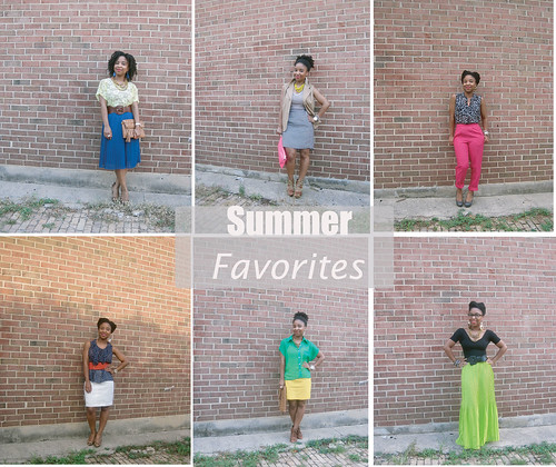 summer favorites