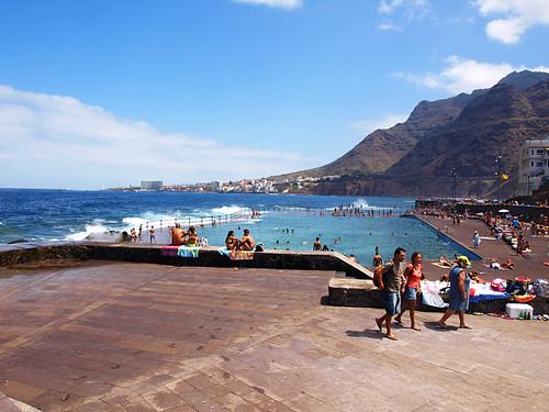 Sunday in Bajamar, Tenerife