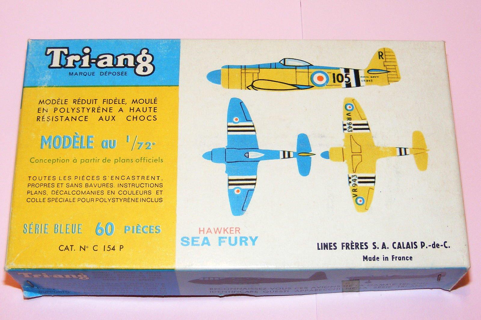 [Frog] Hawker Sea Fury 7924576976_f353080d28_h
