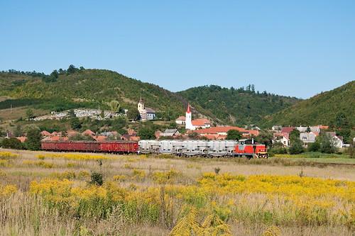 church train hungary templom máv m47 vasút szendrőlád