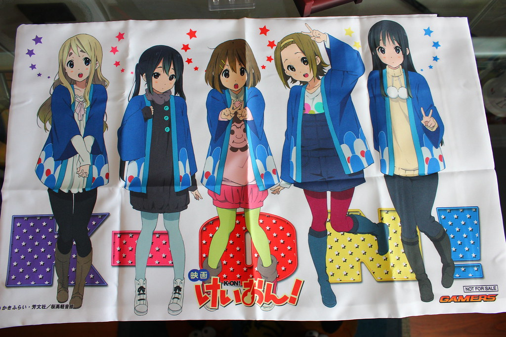 Funda Almohada - K-ON! Movie
