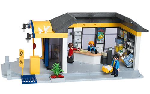 playmobil post office playmobil city life flickr photo