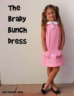 brady bunch dress