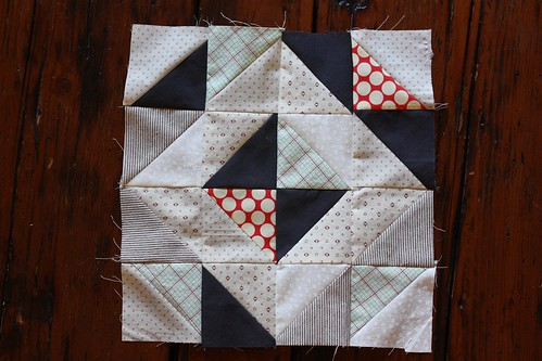 Second Birthday Quilt Square for Arlo