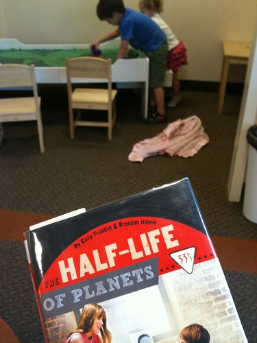 Waiting room reading