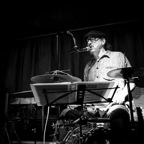 Samm Bennett Drums and Vocals, Medicine Bone