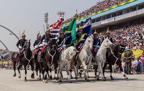 Desfile de 7 de Setembro by kassá