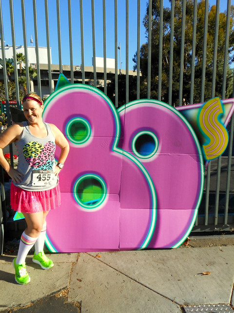 Awesome 80's Run