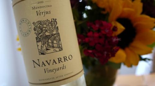 Navarro 2011 Verjus