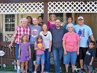 Moore family in Kansas City