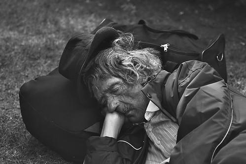 Victoria Embankment Gardens Sleeper #2