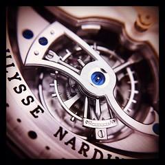 Watchmaking / Ulysse Nardin