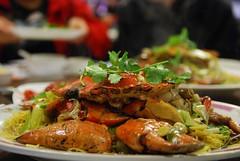Mud Crab Noodles AUD23 per lbs - Tan Lac Vien