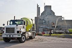 asphalt, vehicle, transport, concrete mixer, construction equipment,