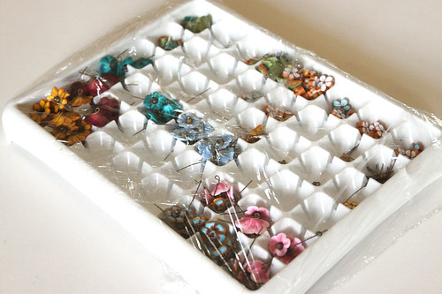 Traveling Bead Table