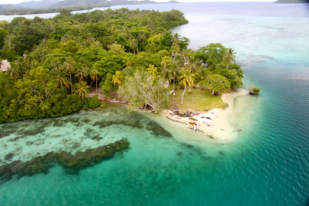 Tavanipupu Guadalcanal, Solomon Islands