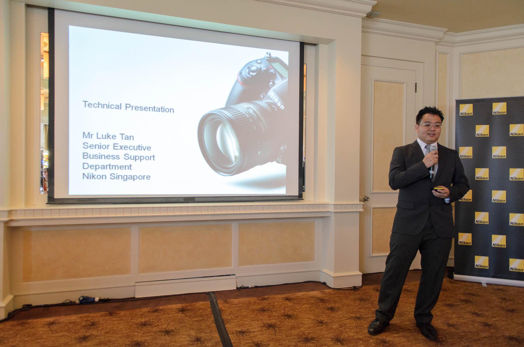 Nikon D600 Presentation
