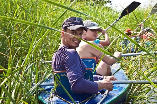 Zfort Group Kayaking (2011)