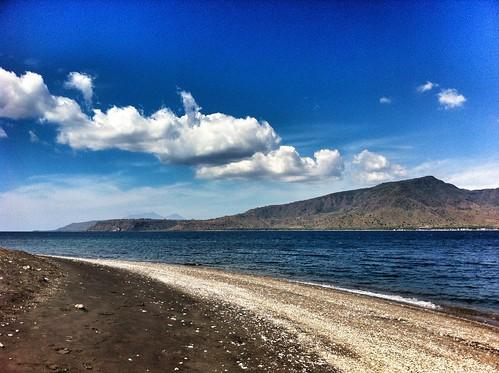 beach camphone landscape