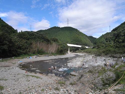 宮滝遺跡周辺@吉野町-10