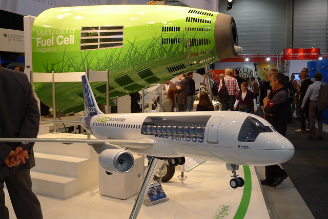 Airbus A320 Fuel Cell-Demonstrator