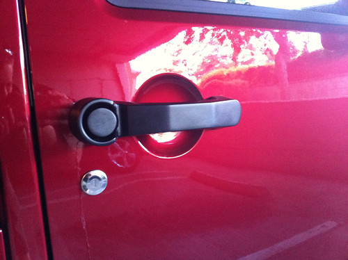 Here are the after pictures & Rampage Door Handle Install notes for JK 2012 - Jeep Wrangler Forum