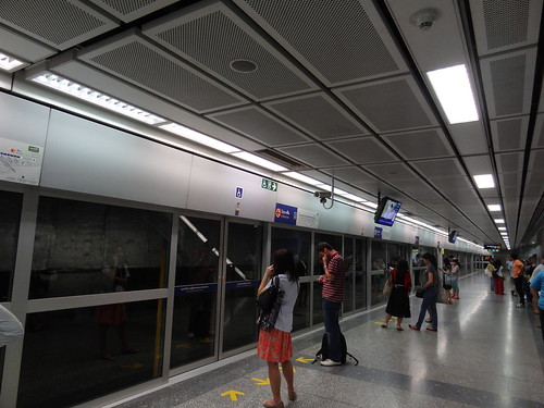 Subway at Bangkok