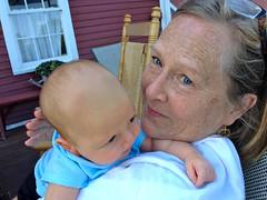 Zac + Granny