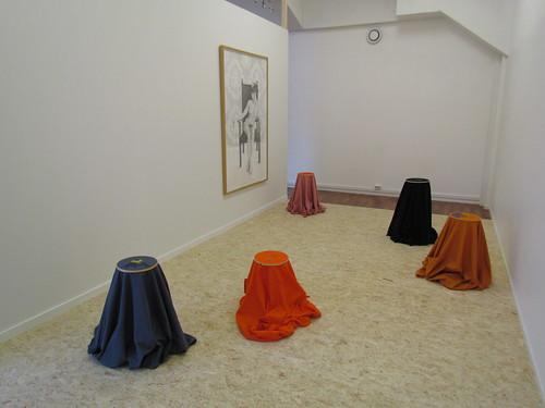 Ingeborg Kvame: Oppreise + Stolen