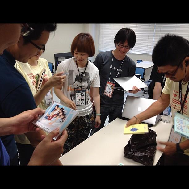 ぬRuby会議 アイドル勉強会#sprk2012