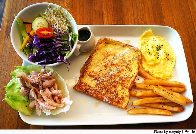 [台中早午餐]HOW place 好所在~從早餐到消夜皆有輕食@ 焦 ...