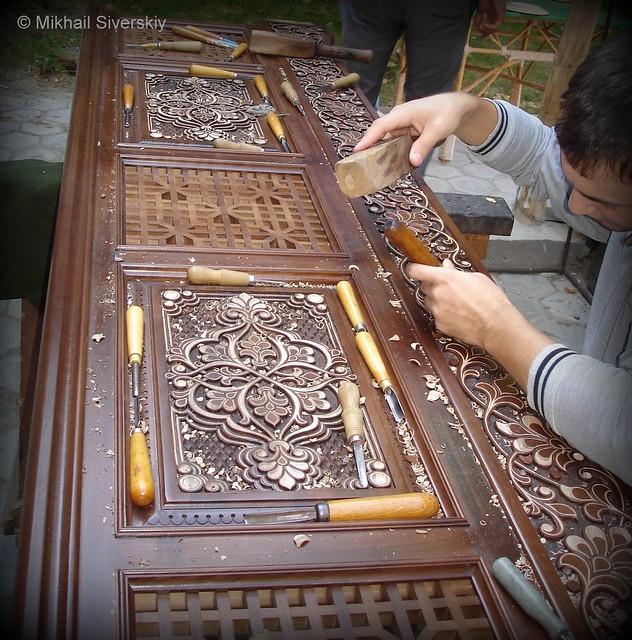 wood engraving machine craftsman