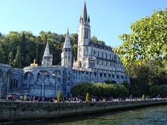 Santuário de Nossa Senhora de Lourdes, França