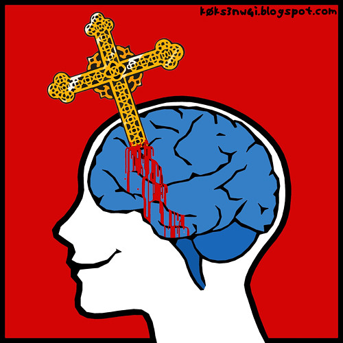 This is your brain on Christianity