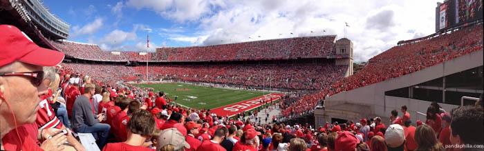 buckeye stadium panorama