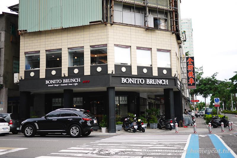 波尼多早午餐BONITO BRUNCH - 熊寶寶的美食天地