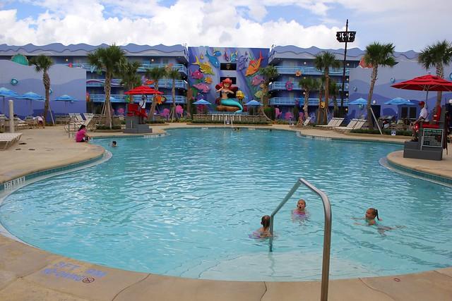 The Little Mermaid Wing At Disney 39 S Art Of Animation Resort Flickr Photo Sharing
