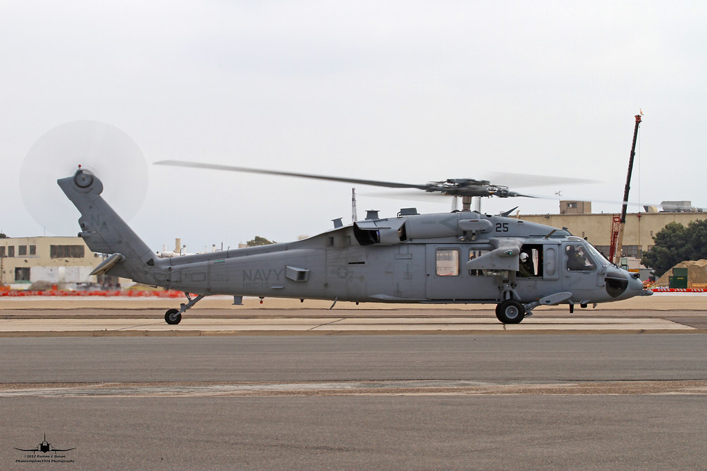 HSC-15 Red Lions MH-60S Buno 168531