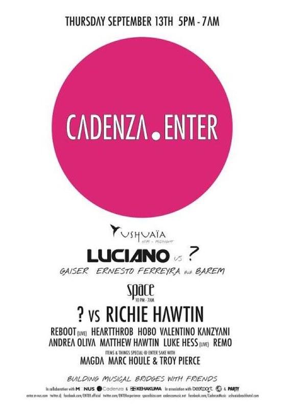 Enter.Cadenza